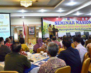 Seminar Nasional pasca#1