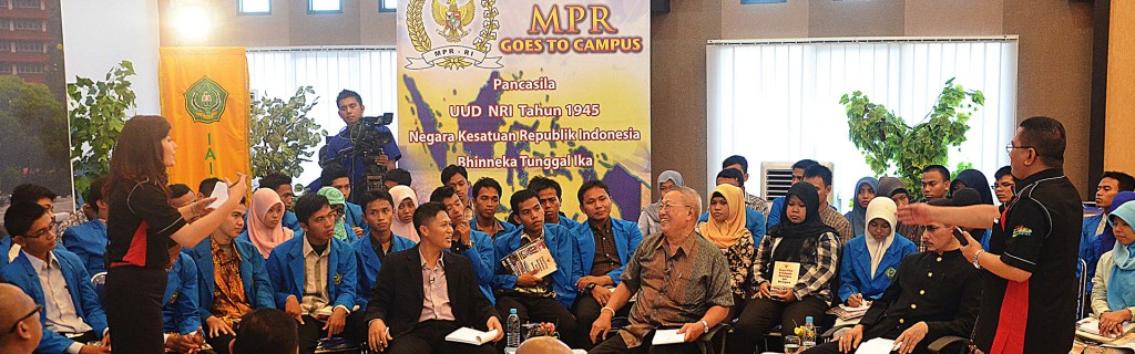 MPR goes to campus