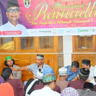 Panitia Ihya' Ramadhan LP2M IAIN Pontianak Menghasilkan Produk-Produk Ilmiah