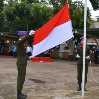 IAIN Pontianak Gelar Upacara HUT Republik Indonesia Ke-72