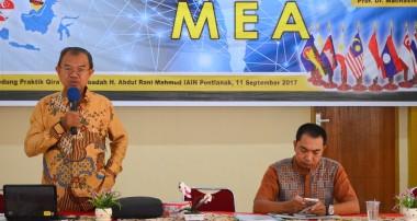 Gelar Studium General, FTIK IAIN Pontianak Siap Hadapi MEA